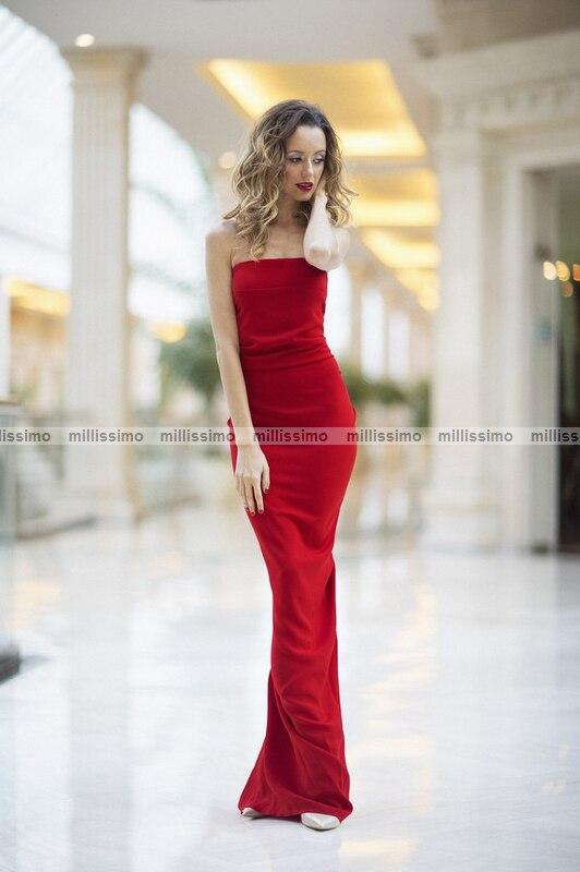 Nicole Bakti красное