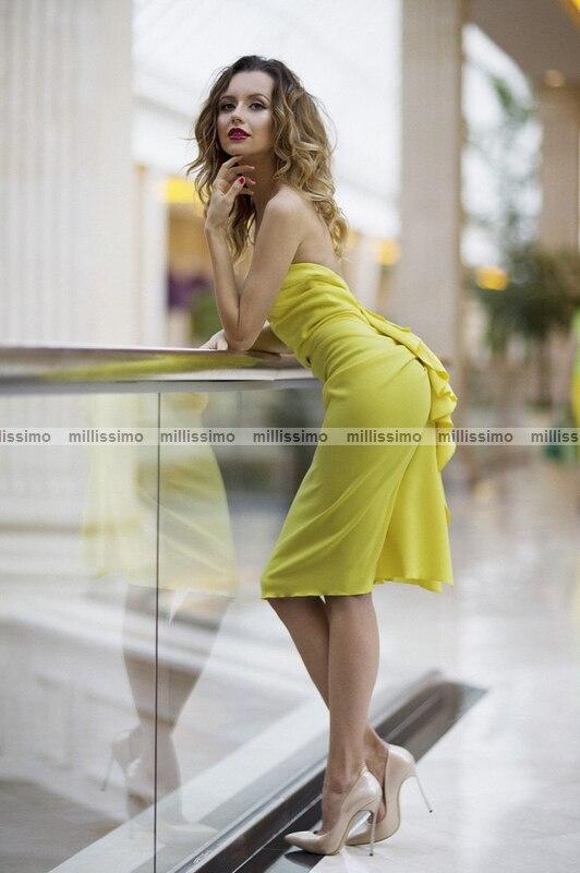 Nicole Bakti желтое