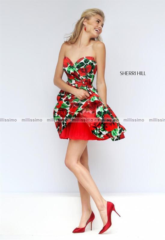 Sherri Hill 50028