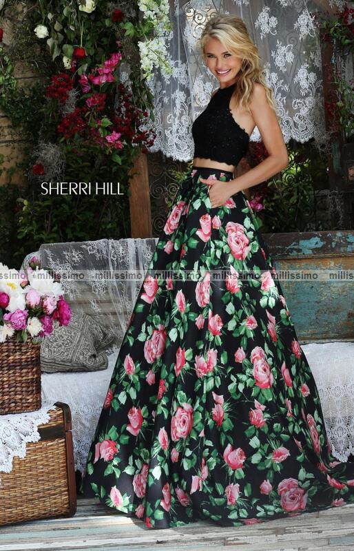 Sherri Hill 50119